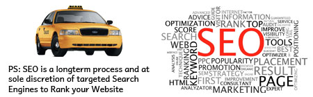 Taxi Website Design Cost